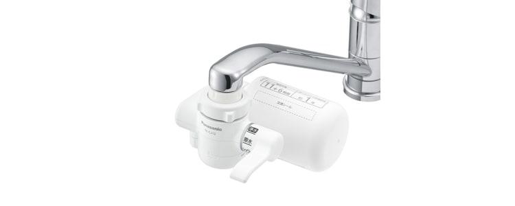 パナソニックの浄水器tk-cj12の画像