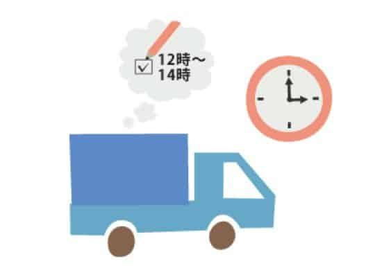 時間指定のイメージ画像