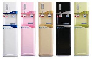 ワンウェイウォーターのウォーターサーバー。カラーは5種類