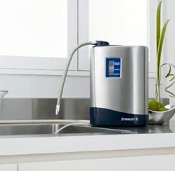 据え置き型の浄水器