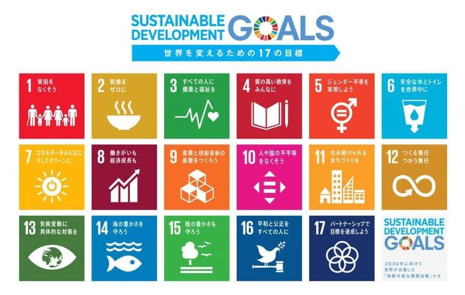 SDGs17つの目標
