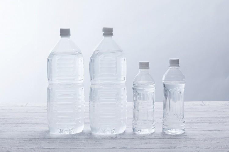 ペットボトル2種類