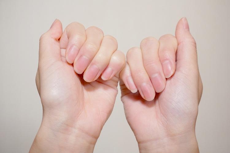 きれいな爪