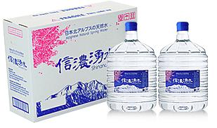 信濃湧水 水ボトル