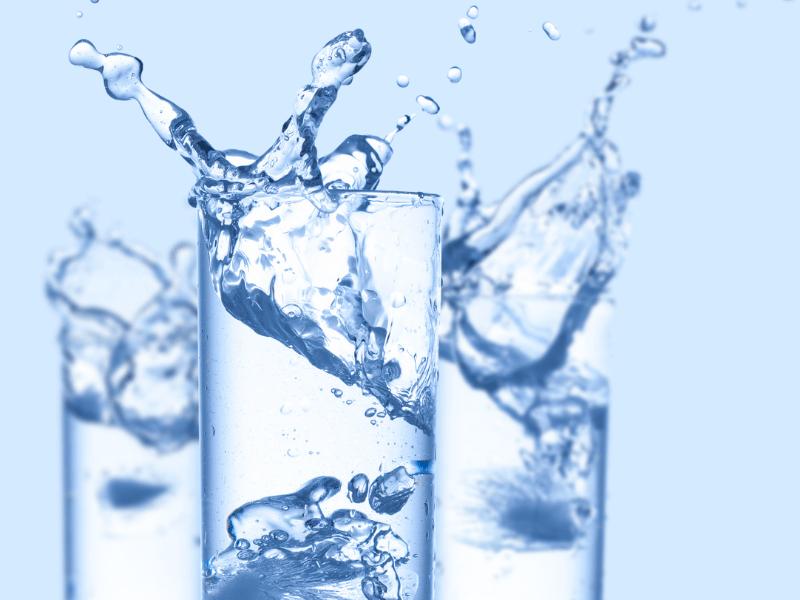 水の種類の画像