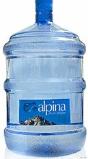 アルピナウォーターのボトル