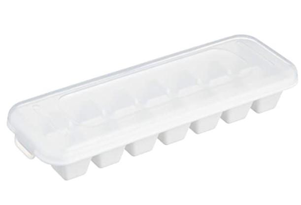 プラスチックの製氷皿